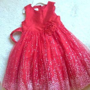 4T holiday dress